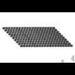 VALSIR 14mm csőrögzítő profil falfűtésre