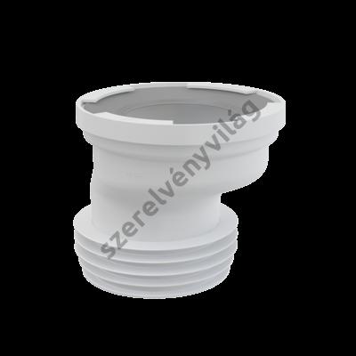 ALCAPLAST A991-20 EXCENTRIKUS CSATLAKOZÓ A WC-HEZ 20 MM