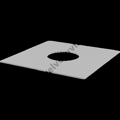 Alcaplast AIZ1 öntapadó vízszigetelő gallér padlóösszefolyókhoz 300x300 mm