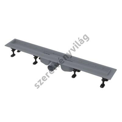Alcaplast APZ12 Optimal  műanyag padlófolyóka (750-1050mm)