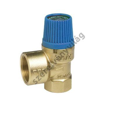 WATTS SVW biztonsági szelep vízmelegítőkhöz (belső menetes)