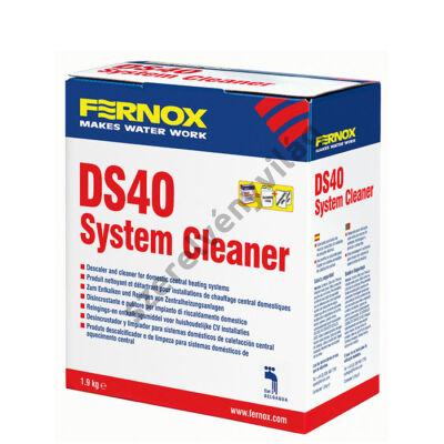 FERNOX DS40 SYSTEM CLEANER fűtésrendszertisztító por