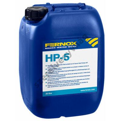 FERNOX HP-5 hőátadó folyadék hőszivattyúhoz 25L