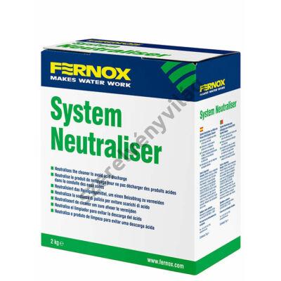 FERNOX SYSTEM NEUTRALISER 2 kg semlegesítő por/folyadék fűtésrendszerekhez