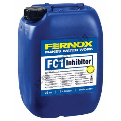 FERNOX HVAC FC1 INHIBITOR többféle fémet tartalmazó fütő- és hűtőrendszerekhez 20L