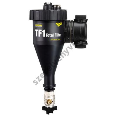 """FERNOX TF1 TOTAL FILTER hidrociklonikus és mágneses vízszürő 22mm, 28mm, 3/4"""", 1"""""""