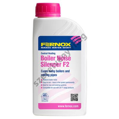 FERNOX BOILER NOISE SILENCER F2 zajcsökkentő folyadék 500ml