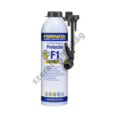 FERNOX PROTECTOR F1 EXPRESS védőfolyadék (aeroszol) 400 ml - inhibitor 130 liter vízhez