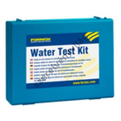 FERNOX WATER TEST KIT fűtési rendszerek vizének elemzésére