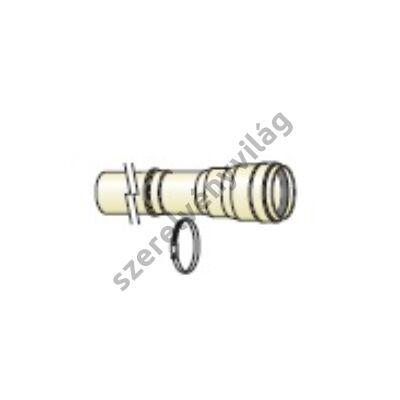 FONDITAL D 80 teleszkópos toldó 0,34-0,45 m