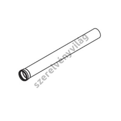 FONDITAL D 100 cső 1,0 m