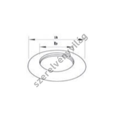 TRICOX D 60/100 takaró lemez 100mm (2db)
