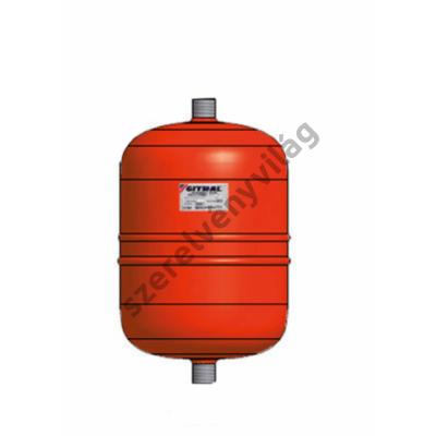 GITRASUN szolár, rendszer bővítő tartályok (5L-től 18L-ig)
