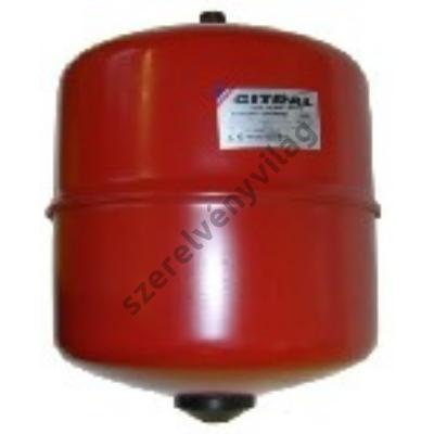 GITRAL MB fűtési zárt tágulási tartály (8L-től 35L-ig)