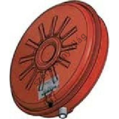 GITRAL VPC-B lapos, kerek fűtési tágulási tartály (7L-től 14L-ig)