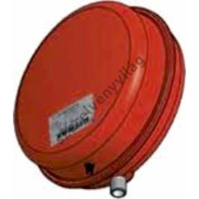 GITRAL VPC-A lapos kerek fűtési tágulási tartály (6L-től 12L-ig)