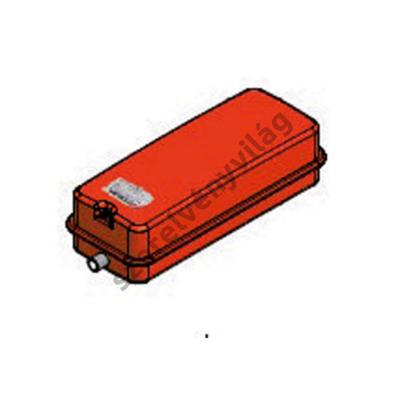 GITRAL VPC-N lapos, szögletes fűtési tágulási tartály (6L-től 12L-ig)