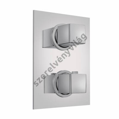 TEKA termosztátos csaptelepek - Süllyesztett termosztátos zuhany csaptelep 1 utas