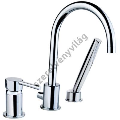 TEKA fürdőszobai csaptelep - Alaior XL alsó bekötésű kádtöltő csaptelep