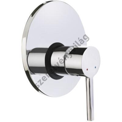 TEKA fürdőszobai csaptelep - Alaior XL süllyesztett zuhany csaptelep