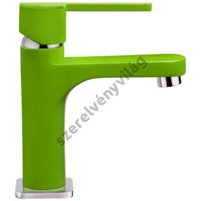 TEKA fürdőszobai csaptelep - Aura mosdó csaptelep (zöld)