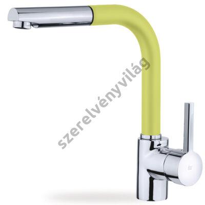 TEKA konyhai csaptelep - ARK 938 FY (sárga)