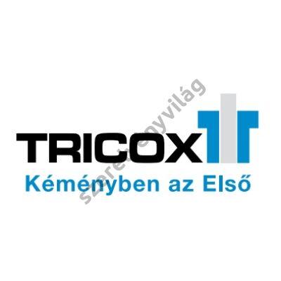 TRICOX D 80 mm-es visszaáramlás gátló szelep